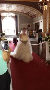 フィリピン結婚式  出席