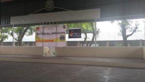 フィリピンの小学校 パンパンガ州のCandaba
