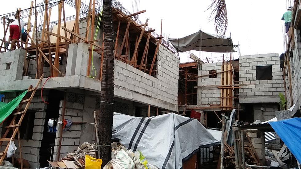 ダゴノイマーケット フィリピンでの大火災