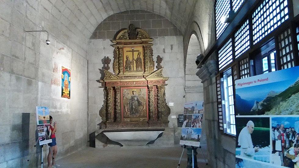 サンオウガスチン教会の美術館2