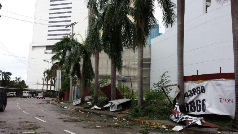 2014-年フィリピン5台風一過