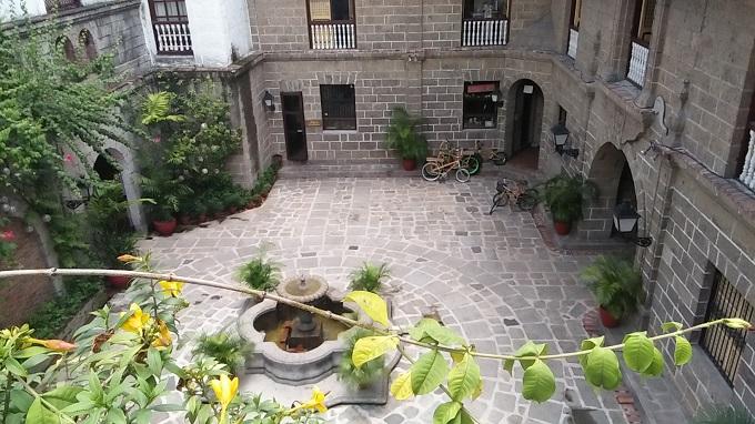 Barbara's中庭