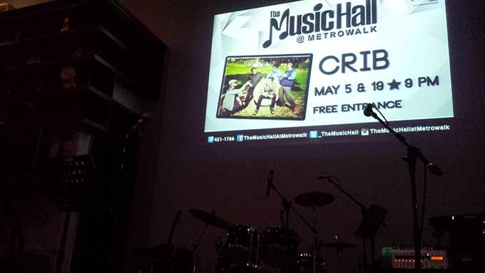 The Music Hall メトロウォークにて オルティガスセンターの観光