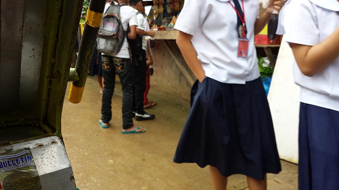 フィリピンでびっくりした日本との違い 学校編