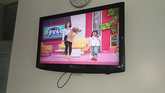 フィリピンでびっくりしたこと  テレビ