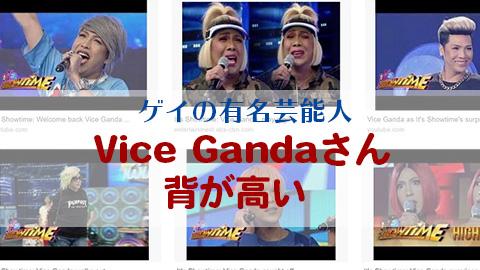 Vice-Gandaさんカバー