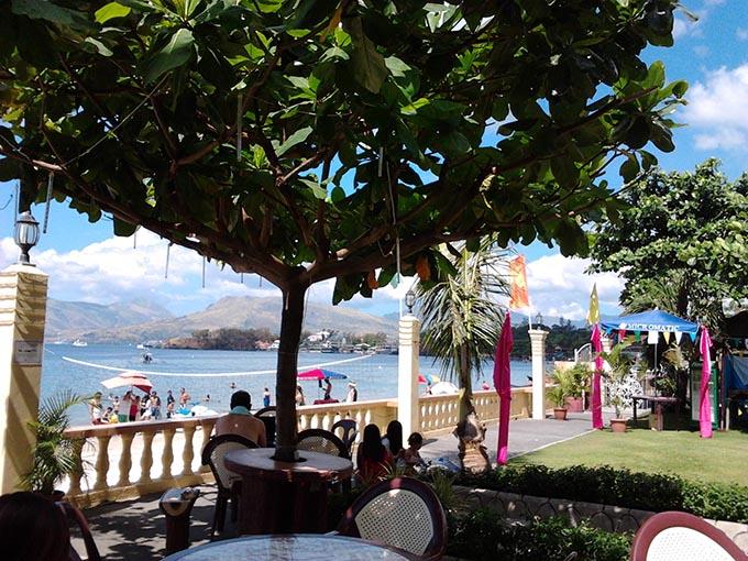 オロンガポのスズキ ビーチ ホテル感想